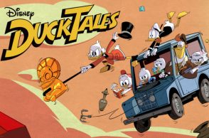 DuckTales 2017 Reboot Banner | Disney Image For InUth.com