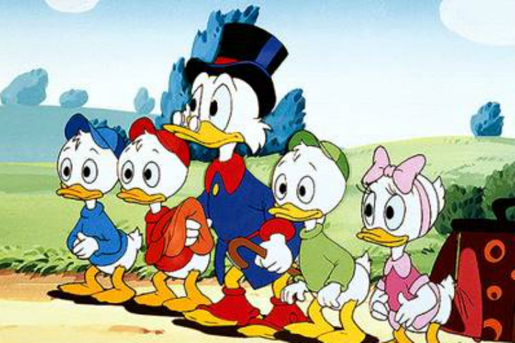 DuckTales | Disney Image For InUth.com
