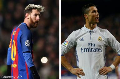 El Clasico, Real Madrid, Barcelona, Cristiano Ronaldo, Lionel Messi, football