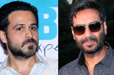 Emraan Hashmi Ajay Devgn IANS photos for InUth dot com