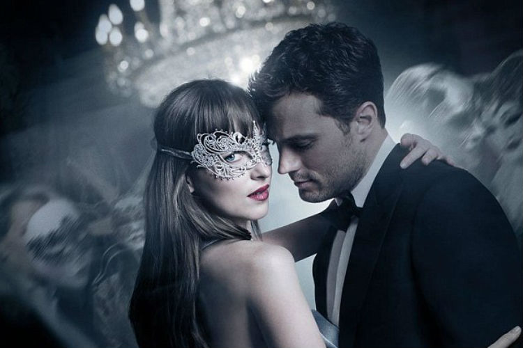 Fifty Shades Darker Trailer 2 | YouTube Image For InUth.com