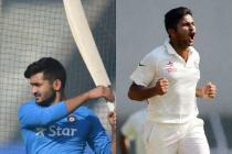Mumbai Test: Manish Pandey replaces injured Ajinkya Rahane, Shardul Thakur comes in for MohammadShami