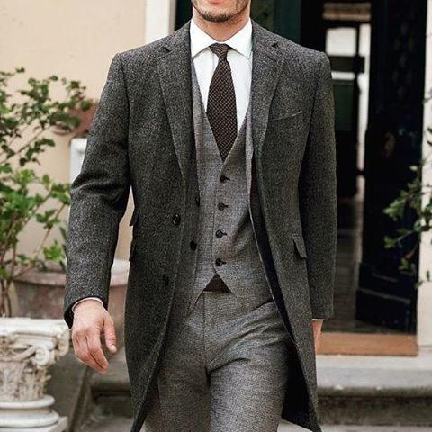 Grey Winter wear