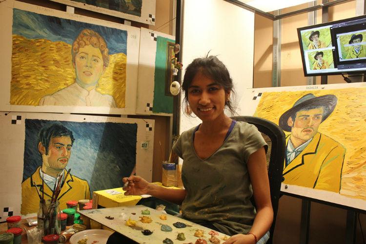 Loving Vincent Van Gogh Hemali Vadalia