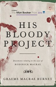 His Bloody Project (Courtesy: Amazon.com)