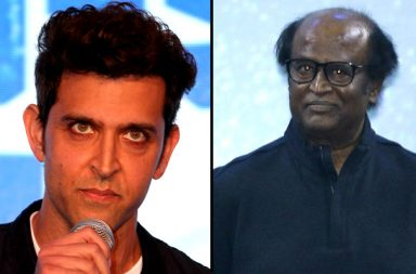 Hrithik Roshan Rajinikanth IANS photos