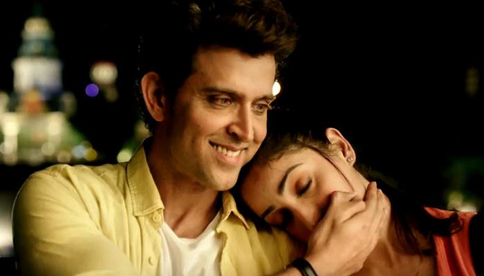 Hrithik Roshan Yami Gautam Kaabil trailer 2 screen grab