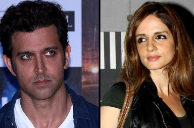Hrithik Roshan, Sussanne Khan on dinner date with kids|IANS Photo for InUth.com