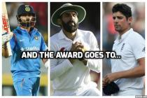 Kohli excluded from the ICC Test team of the year, Ashwin bags Sir Garfield Sobers Trophy