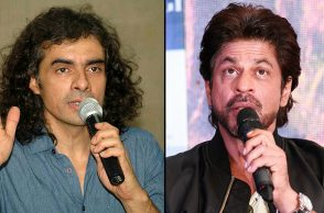 Imtiaz Ali Shah Rukh Khan IANS photo for InUth dot com