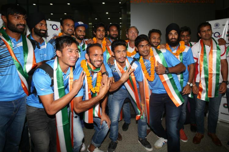 Hockey India, Asian Champions Trophy, Sardar Singh