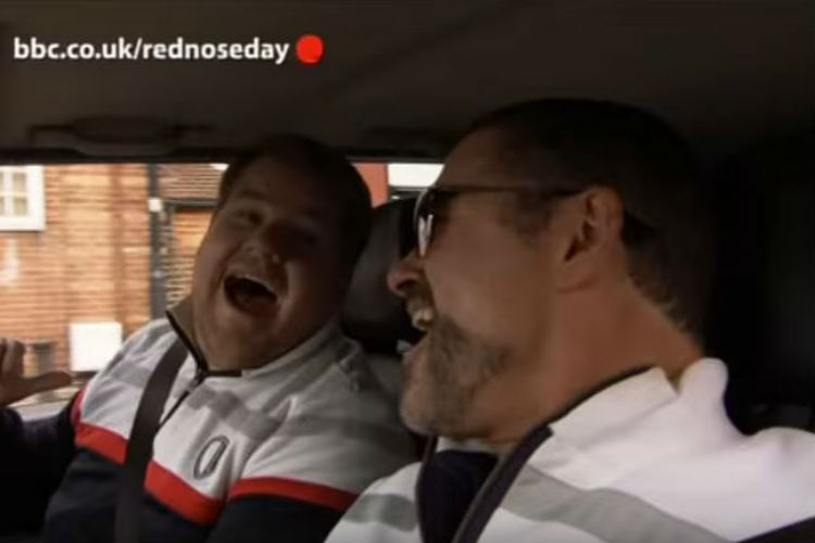 James Corden Carpool Karaoke George Michael