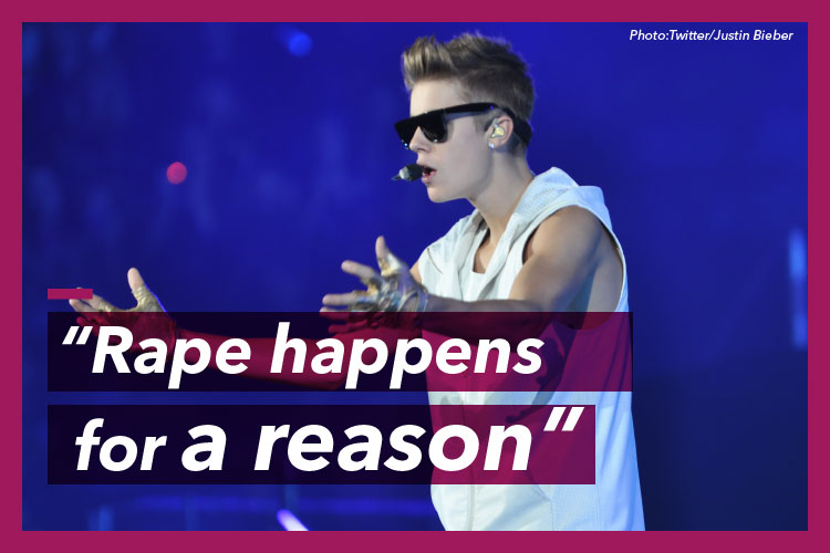Justin Bieber Quote | Image for InUth.com