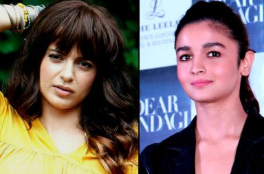 Kangana Ranaut IANS photo Alia Bhatt InUth photo
