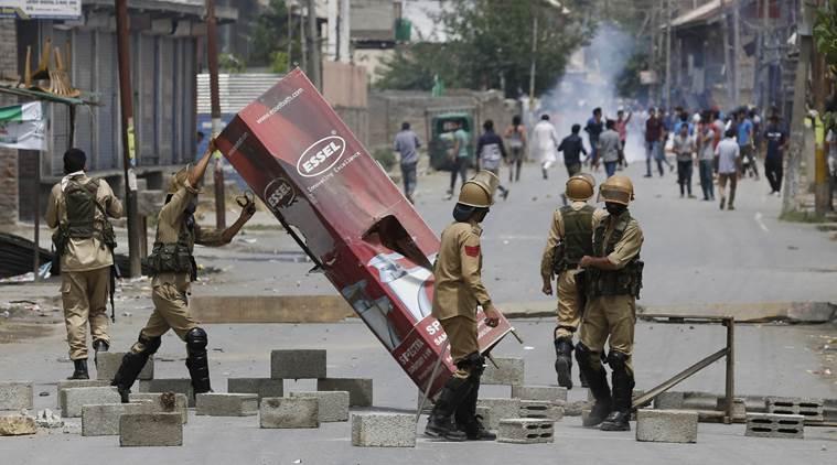 51 Days of Darkness in Kashmir Valley