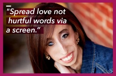 Lizzie Velasquez | Facebook Image for InUth.com