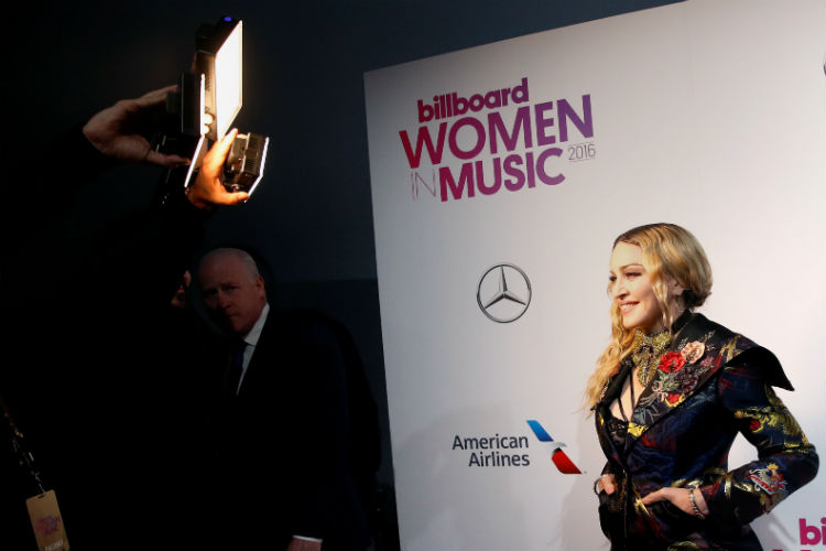 Madonna Billboard Music Awards | Reuters Image for InUth.com