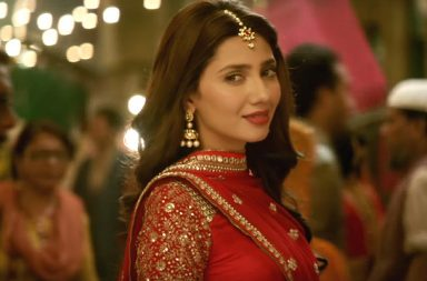 Mahira Khan in Raees YouTube screen grab for InUth dot com