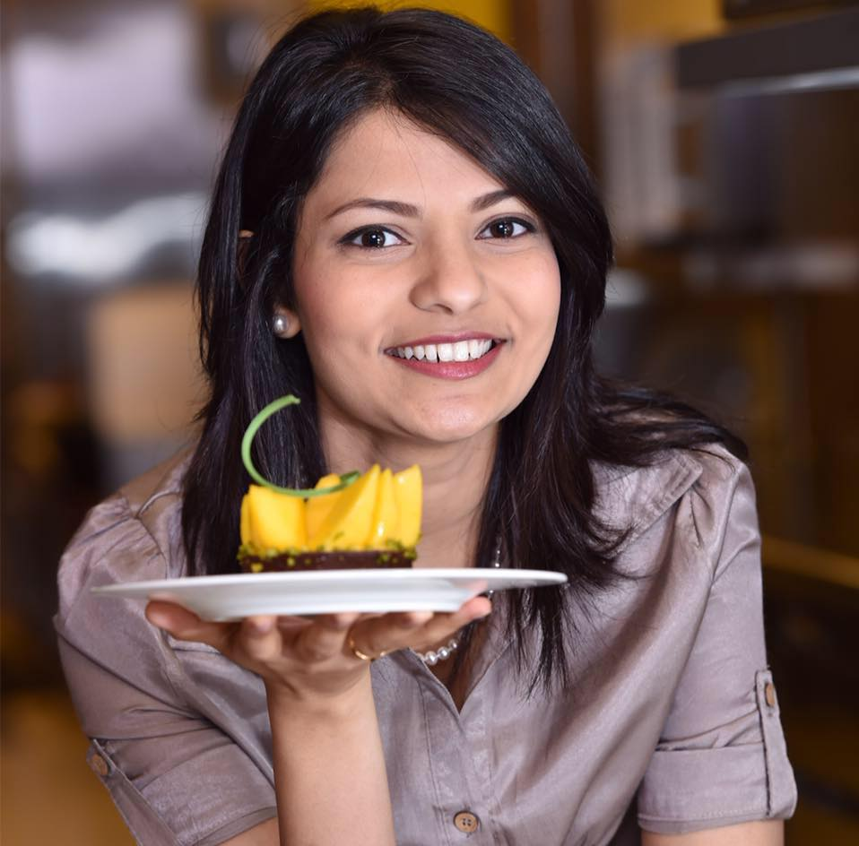 Nikita Gandhi winner of MasterChef season 4 (Courtesy: facebook)
