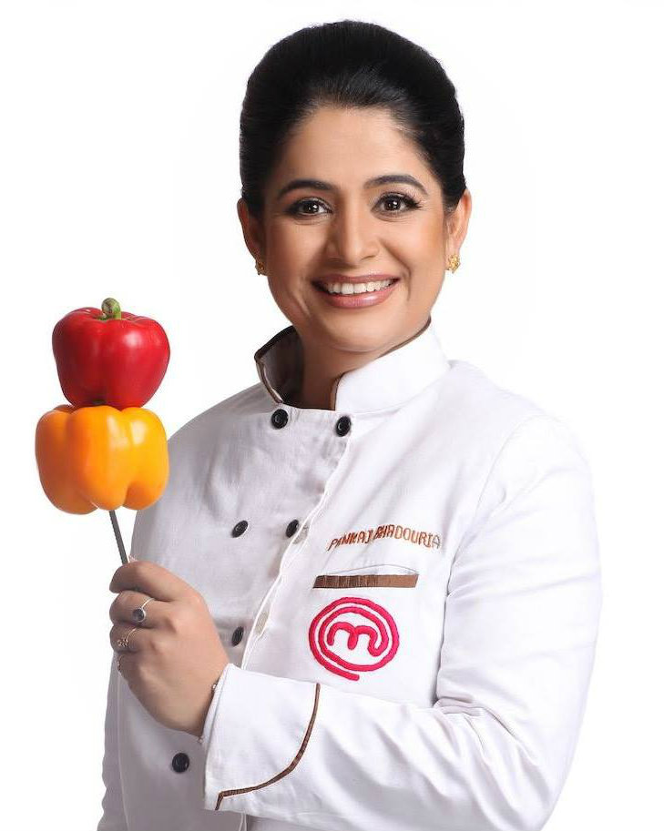 Pankaj Bhadouria winner of MasterChef 1 (Courtesy: Facebook)