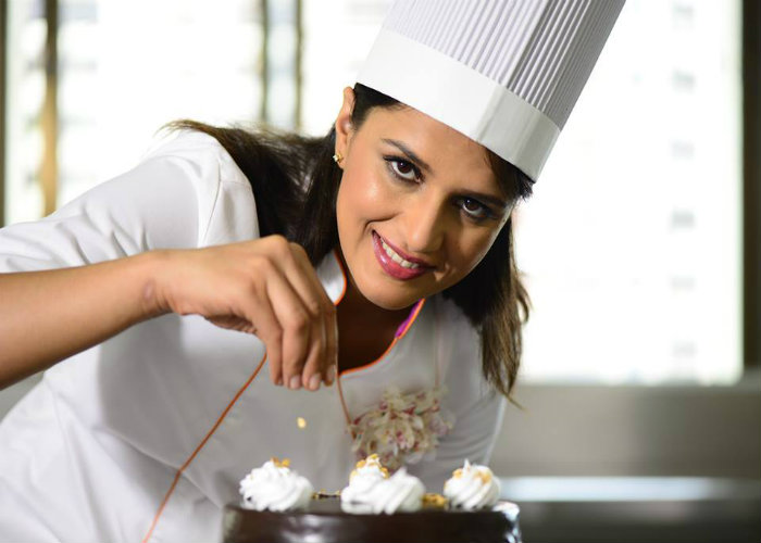 Shipra Khanna winner of MasterChef season 2 (courtesy: Facebook)