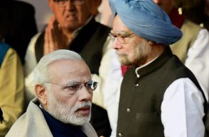 Modi Manmohan Singh for InUth