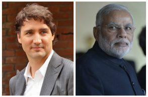 Canada, India