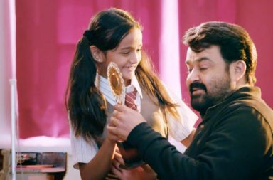 Mohanlal in a still from Oppam