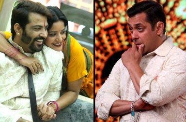 Monalisa, Manu Punjabi, Salman Khan in Bigg Boss 10