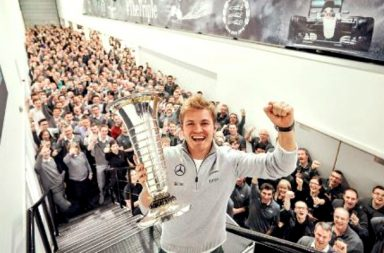motor sports, Nico Rosberg, F1, Formula 1, Formula One, retirement, world champion