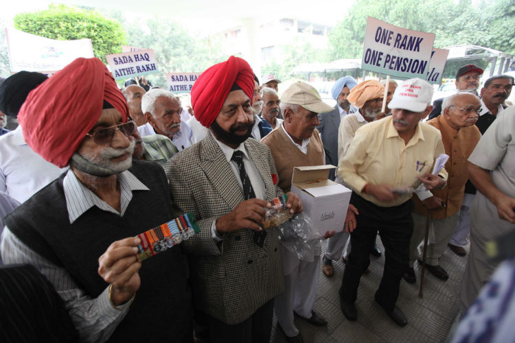 OROP for InUth