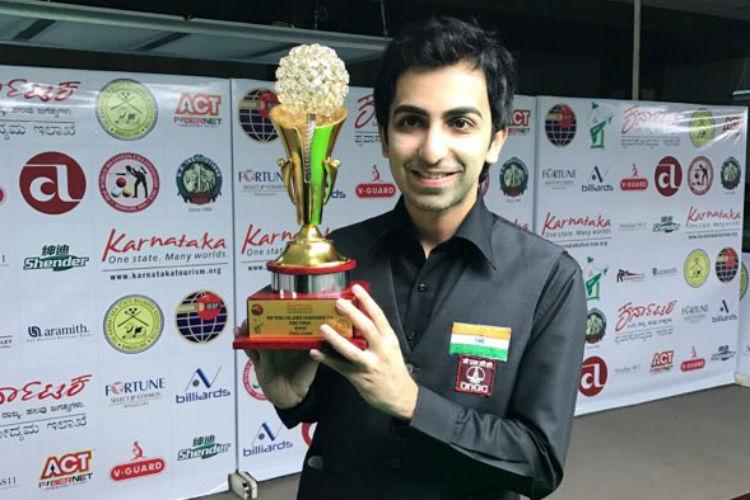 Pankaj Advani, Billiards