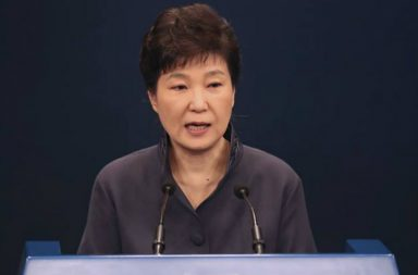 South Korea's former president Park Geun-hye. (Photo: AP)