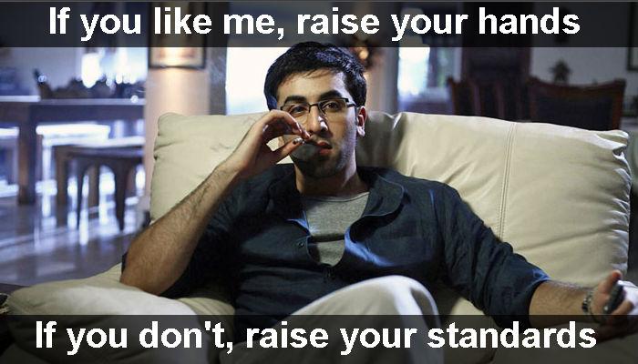 Ranbir Kapoor meme