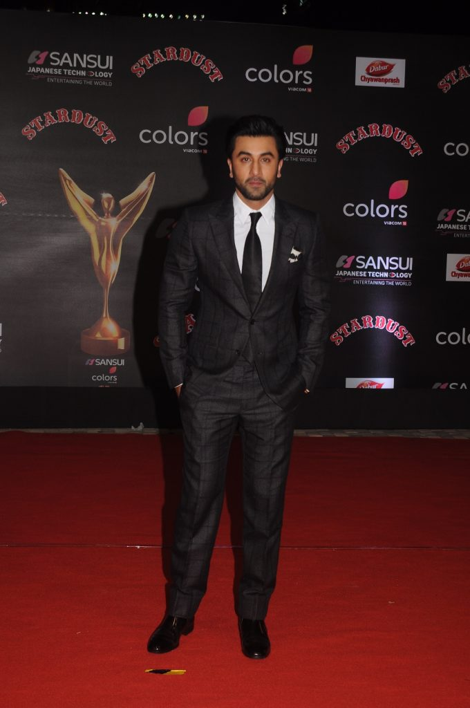 ranbir-kapoor-at-sansui-colors-stardust-awards