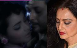''It wasn't for my enjoyment': Actor Biswajit on 'forcefully' kissing a 15-year old Rekha