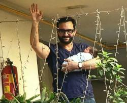 Taimur name controversy: Saif Ali Khan was about to change son's name but didn't. Know why
