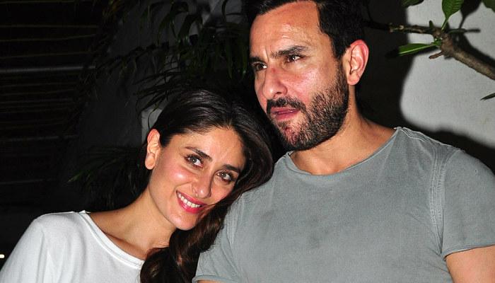 Saif Ali Khan and Kareena Kapoor IANS photo for InUth.com