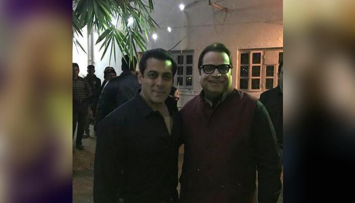 Salman Khan birthday party photos for InUth.com