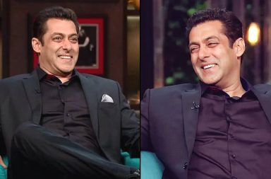 Salman Khan on Koffee With Karan Twitter image for InUth dot com