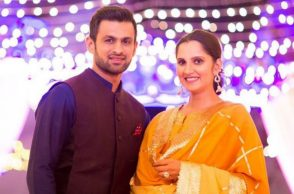Sania Mirza, Shoaib Malik