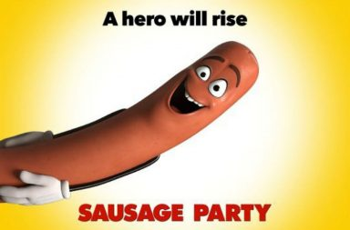 Sausage Party Animated Film 2016