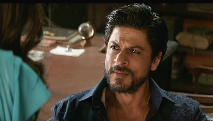 Shah Rukh Khan Raees YouTube screen grab