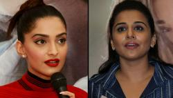 Watch: Sonam, Alia, Anushka, Vidya and Radhika are discussing molestation, morality and reality