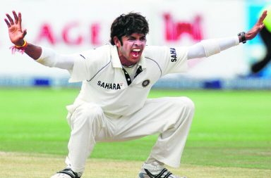 Sreesanth was handed life ban by the BCCI in 2013.