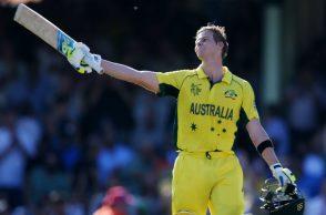 Steven Smith injured, India vs Australia T20I series, David Warner Australia captain, Marcus Stoinis, Marcus Stoinis replacement, Steven Smith injury while diving