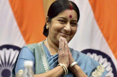 Sushma Swaraj-PTI