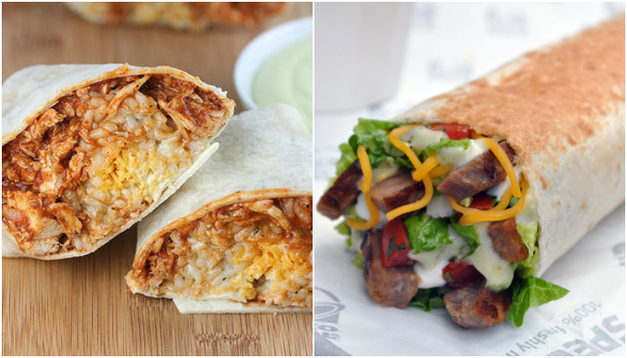 Healthy Fast Food Options Taco Bell