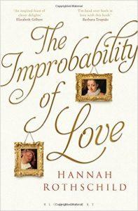 The Improbability of Love (Courtesy: Amazon.com)