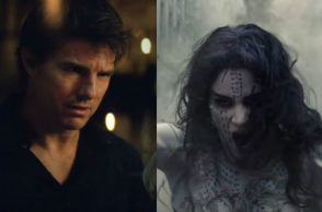 Tom Cruise The Mummy 2017 Teaser Trailer | YouTube Image For InUth.com